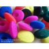 供应环保彩色海绵皮耳套