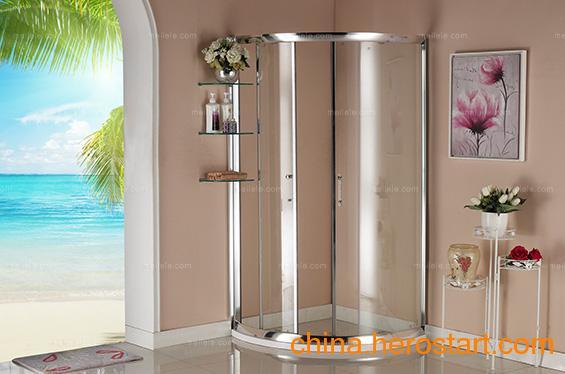 供应[卓美欧]透明时尚玻璃淋浴房 AYB-RS-RN-6016