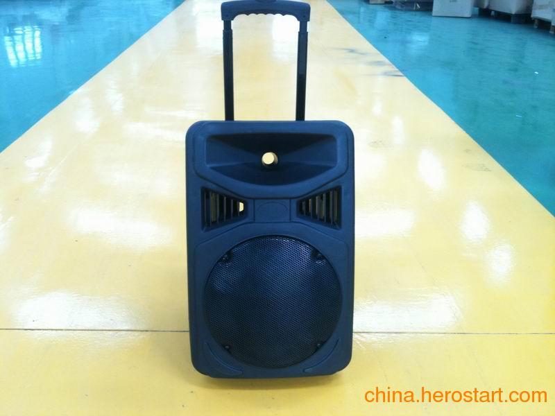 供应拉杆电瓶音箱塑料壳
