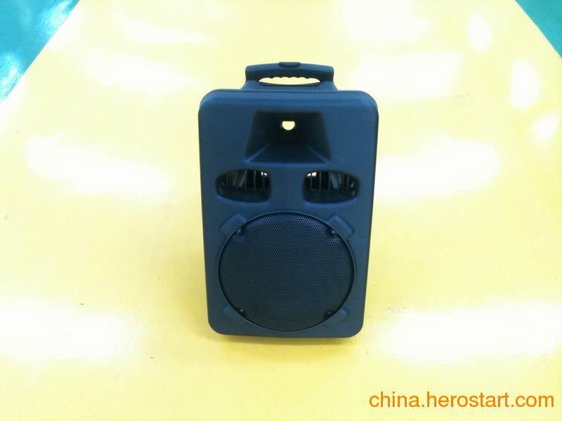 专业生产供应音箱外壳 音响塑料壳 8寸-15寸音响外壳