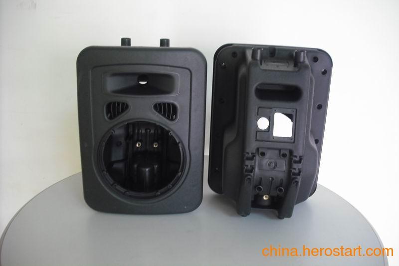 供应8寸音箱塑料壳 拉杆音箱塑料壳 电瓶音箱壳