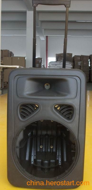 供应15寸PA音箱壳 舞台音箱壳 电瓶音箱壳