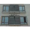 供应泰兴百叶窗,空调百叶窗,小区专用百叶窗,价格低硬度高的百叶窗