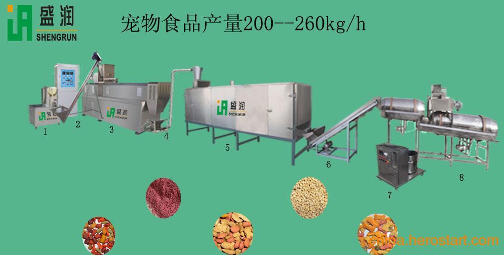 供应饲料膨化设备