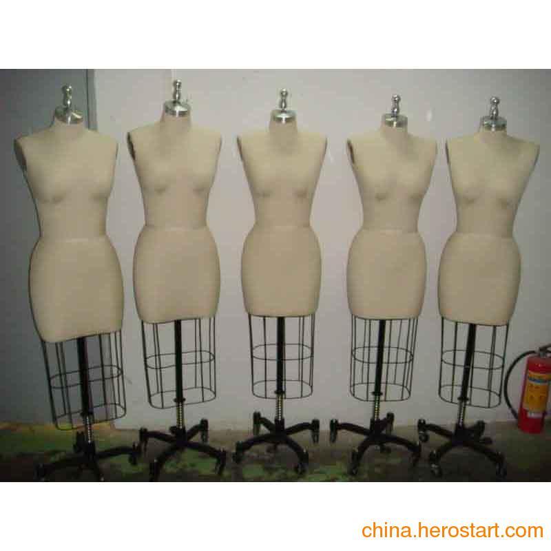 供应专业生产销售裁剪模特公仔,裤台模特公仔