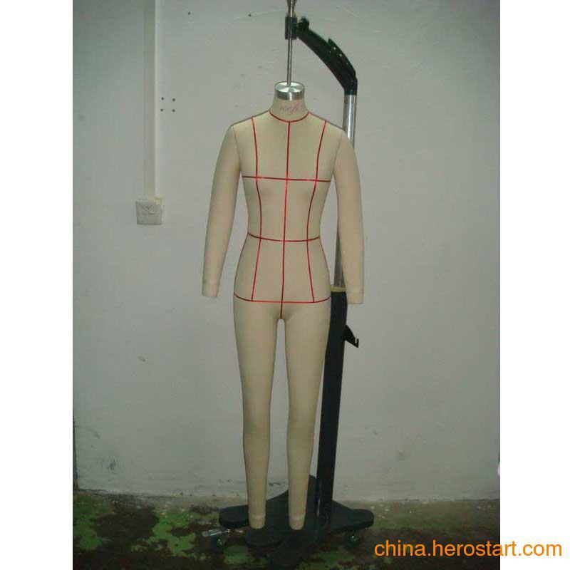 供应欧美板房模特,试衣公仔,服装立裁人台