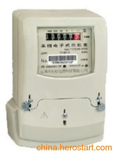 供应优质XZ-DDS679 单、三相电子式电能表厂价直销