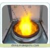 供应厂家直销醇基不锈钢单炒炉