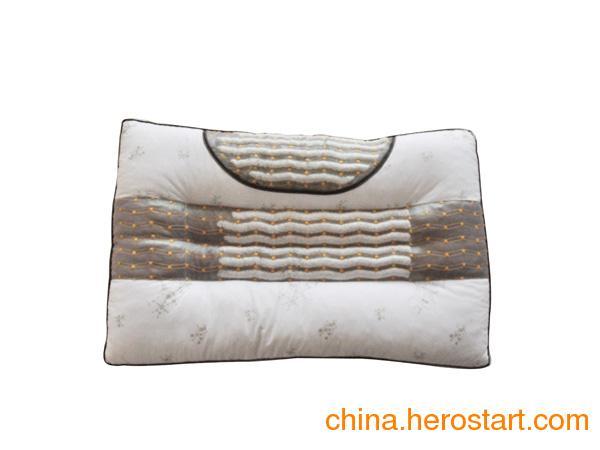供应碧玺颗粒助眠枕记忆枕保健枕磁疗枕贴牌加工货源批发