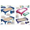 供应梧州美观大方幼儿塑料儿童床,环保健康木质儿童床