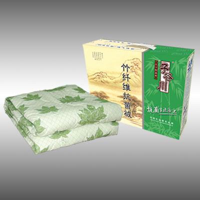 竹纤维抗菌被