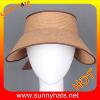 供应 夏季草帽生产厂家 女士高尔夫空顶帽 草帽批发 休闲帽订做