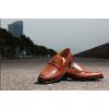 供应手|商务皮鞋定制|进口皮料皮鞋定制
