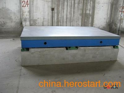 供应华民铸造专业生产各种规格的检验平板