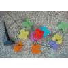 供应蝴蝶灯串,装饰灯串,十头led灯串,彩灯,太阳能节日灯串,串灯生产批发