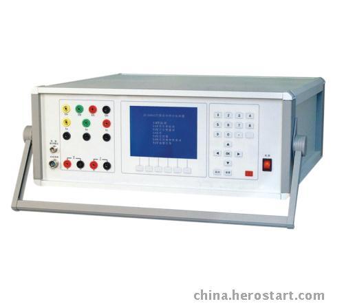 供应JYM-3C多功能电测量仪表检定装置