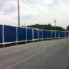 福州活动围墙 活动围墙厂家 福州活动围墙供应 万晟钢结构feflaewafe