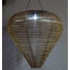 供应珍珠纱太阳能灯笼