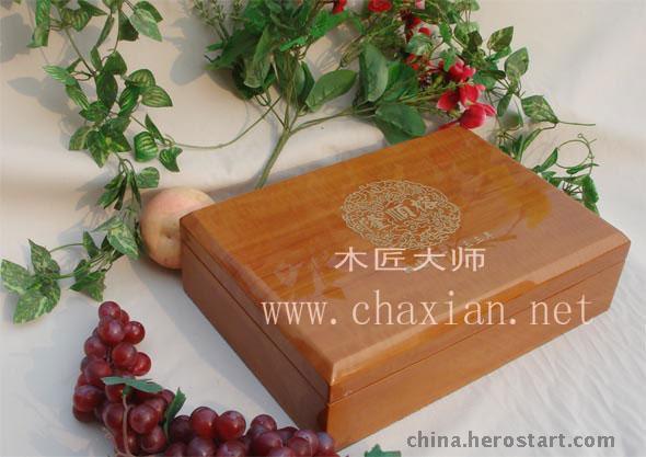 燕窝木包装盒