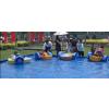 供应游乐设备儿童水上乐园出售充气水池手摇船出租