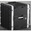 供应12u塑料演出设备箱,ABS功放箱,塑料机箱