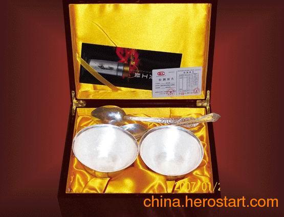 供应纯银餐具 纯银定制礼品 银制品 银餐具
