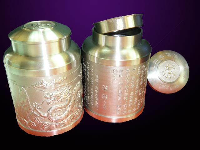 供应茶叶罐