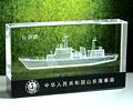 供应水晶船模型