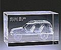 供应水晶车模