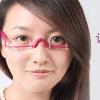 供应日本爆红 美容大师小P推荐双眼皮眼镜训练器锻炼器 神器 大量批发