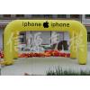 供应苹果手机庆典帐篷拱门 ihone充气帐篷拱门