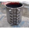 供应不锈钢双卡修补器,不锈钢管道抱箍,不锈钢管道修复器