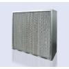 供应耐高温中效有隔板过滤器价格