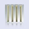 供应苏州中效V型密褶式空气过滤器