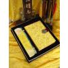 供应定制丝绸面笔记本鼠标垫生产厂家杭州