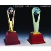 供应西安水晶奖杯 水晶礼品 水晶奖杯设计订做
