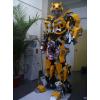 供应  大黄蜂服装道具大黄蜂衣服大黄蜂cos道具大黄蜂真人版机器人服装人穿机器人大黄蜂擎天柱制作活动大黄蜂机器人变形金刚服装
