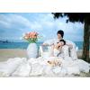 供应郑州迈芮蜜婚纱摄影工作室分享:海边拍婚纱照全攻略