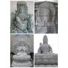 供应石雕佛像,千手观音,三面观音,自在观音,滴水观音