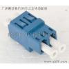光纤适配器厂家供应LC型光适配器最新报价,光纤法兰盘,光纤连接器
