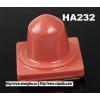 供应圆形移印胶头 HA03红色移印机印头 移印材料