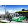 供应现代重油发电机组(752KW~24,250KW)