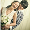 供应郑州迈芮蜜婚纱摄影告诉您:短发新娘该如何来定妆