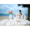 供应郑州迈芮蜜婚纱摄影打造小清新田园风新娘发型