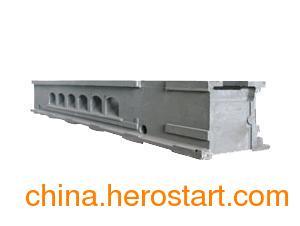 供应各种规格HT300材质的数控机床床身铸件