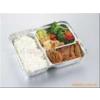 供应三格铝箔快餐盒WB227-2
