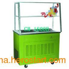 供应济南炒冰机|爆米花机器|冰粥机|炒冰机价格