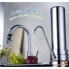 供应家用净水器净水机自来水除垢器 单筒10寸台式不锈钢家用净水器