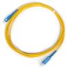 供应网络级 SC-SC 单模单芯 3米 光纤跳线 尾纤 适配器 光缆 光端机 收发器