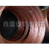 供应绍兴连铸铜包钢圆线|圆线价格及报价|铜包钢圆线克雷安防雷厂家